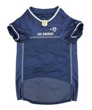 New listing Los Angeles Rams Nfl Officially Licensed Pets First Dog Pet Jersey 2Xl Nwt
