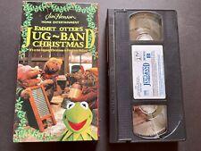 Emmet Otters Jug-Band Christmas (Vhs, 1997)