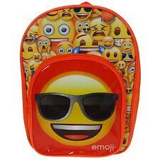 Emoji Smileys Sac à Dos Cartable Visage Smiley Neuf