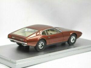 De Tomaso Zonda 1971 - Bronze, KESS, 1/43 Scale