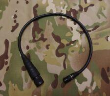TEA Dual Comm E-Switch Use Radio Cable for 10 Pin PRC-148 Maritime Radio.