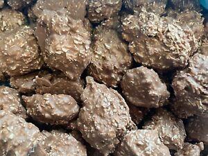COCONUT MACAROON THICK QUALITY MILK CHOCOLATE * PICK & MIX * RETRO SWEETS