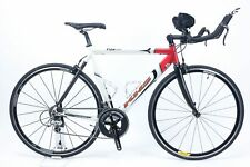USED 2003 KHS Flite 2000 55cm Ultegra 10 Speed TT Tri Triathlon Bike