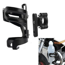 1x Motorcycle Engine Guard Water Bottle Cup Mount Holder For BMW R1200GS F800GS