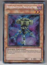 YU-GI-OH Niederträchtiger Parallelantrieb Secret Rare YMP1-DE003