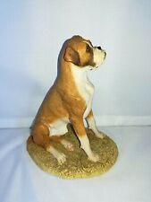 SHERRATT AND SIMPSON,FAWN BOXER DOG,Absolutely Stunning ,1992,Original, VRare