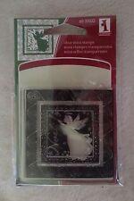 Inkadinkado Clear Mini Stamps Angel Frame 60-300022