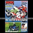 MOTO JOURNAL N°1296 HONDA CBR 900 RR KAWASAKI ZX-9R NINJA YAMAHA YZF 1000 R1 97