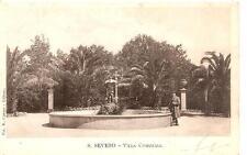 S. SEVERO  -  Villa Comunale  (1 )