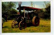 (Lp411-100) Garrett Steam Tractor,  Built 1917, Unused G-VG c1967
