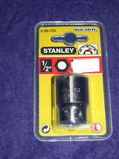 Stanley 0-86-543 11mm 1.3cm Douille / clés Neuf