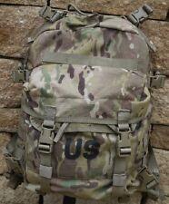 US Army MOLLE II OCP Multicam Rifleman Assault Daypack Backpack Rucksack