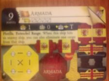 Pirates Fire & Steel #018 Armada Pocketmodel CSG