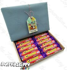 Cadbury Chomp Chocolate Bars Personalised Gift Hamper Birthday Box Christmas