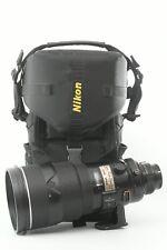 Nikon Nikkor 300mm AF-S f/2.8 *** MF sólo D ED II ***