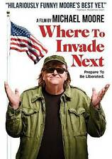 Where To Invade Next ANOTHER MICHAEL MOORE RANTING WITHOUT A SOLUTION DVD