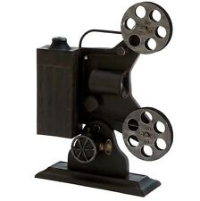 Film Projector Metal Reels Wall Art Sculpture Theater Hollywood