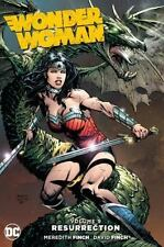 Wonder Woman Vol. 9: Resurrection by Meredith Finch (2016, Hardcover)