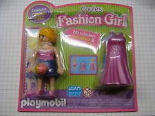 K0822 Playmobil fashion Girl exklusive aus magazin 04/2016 80575 NEU OVP ..35g