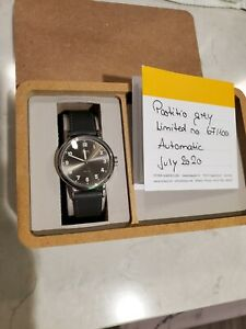 Stowa Partitio Limited Grey Edition
