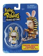 "Raving Rabbids Travel in Time 2.5"" PHAROAH Figure Brand New & Sealed- TOY-0498-1"