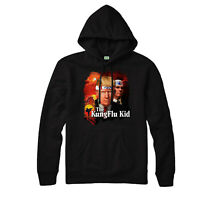 Donald Trump The Kung Flu Kid Hoodie, American President Funny Spoof Gift Top