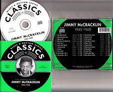 Jimmy McCracklin - Chronological Blues Classics CD (1945-1948) The Best of
