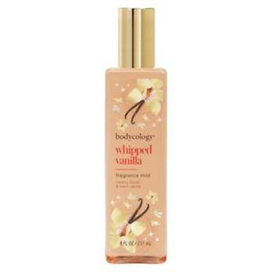 Whipped Vanilla Women Bodycology Fragrance Body Mist Spray 8.0 oz - New & Fresh