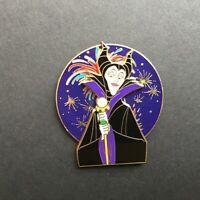 DLR - Mickey's All American Pin Trading Festival - Maleficent Disney Pin 22067