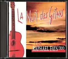 RAPHAEL FAYS TRIO - Live - La nuit des Gitans - CD