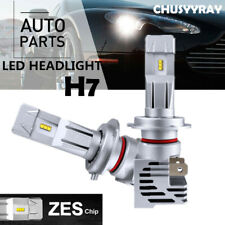 LED White Bulbs H7 Cornering Light / Fog Light Bulb / Headlight Bulb 55W 6500K