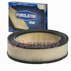 PurolatorONE A40004 Air Filter for 240 62020 Intake Inlet Manifold Fuel od