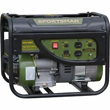2000 Watt Gasoline Portable Generator NEW Gas Start Power RV Emergency Inverter