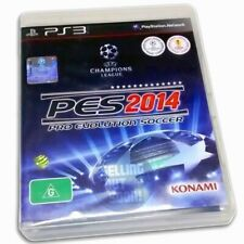 Pro Evolution Soccer 2014 PS3 game NEW DISC PAL PES 14 for Playstation 3 console
