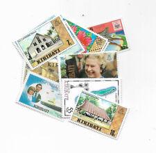 P423.0/7] 25 different Kiribati packet