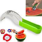 Genietti melon cutter Slice Right Watermelon Slicer Server Corer
