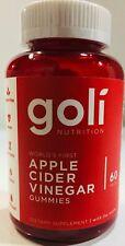 Goli Organic Apple Cider Vinegar Gummies FREE Same Day Shipping Monday-Saturday