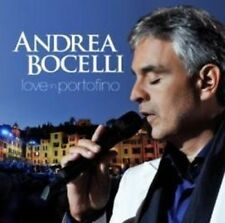 Andrea Bocelli - Love In Portofino (NEW CD+DVD)