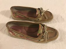 Women's Sperry Top Sider Floral Shoes  SZ:9