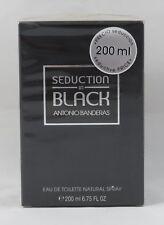 Antonio Banderas Seduction in Black 200 ml EdT Spray