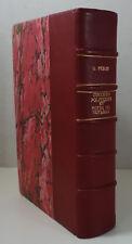 Georges PERIN - Discours Politiques et Notes de Voyages. 1805 RARE reliure