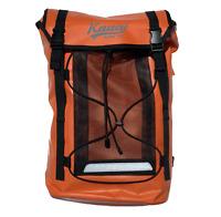 25L Waterproof Backpack (High-Viz Orange)