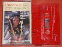 MC KASSETTE - Indianer-Frühling JUMBO