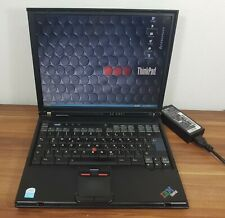 SXGA+ Business IBM Thinkpad T43 2GHz 2GB ATI Radeon X300 1440x1050 Wlan USB uvm.