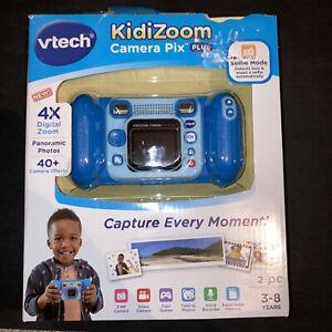VTech Kidizoom Camera Pix Blue F1 New With Open Box
