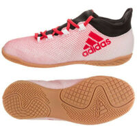 Adidas X Tango 17.3 IN J Kids CP9034 Shoes Boys Youth Soccer Casual White 11.5