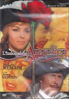 Dvd **L'INDOMABILE ANGELICA** con Michele Mercier Robert Hossein nuovo 1967
