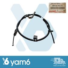 GENUINE LEFT HANDBRAKE CABLE FITS LEXUS RX300 2003-2008 46430-48171