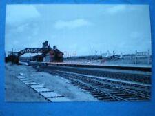 PHOTO  AFON WEN RAILWAY STATION 4/7/65