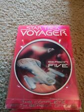 -READ- Star Trek: Voyager Season 5 ONE REPLACEMENT DISC ONLY